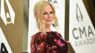 Nicole Kidman is among the Hollywood celebrities and international sports stars who have pledged aid for victims of the devastating bushfires in Australia. Photo by Evan Agostini/Invision/AP
