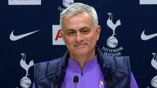 Jose Mourinho has signed a contract until 2023 as head coach and insists he views the job as a long-term project before a possible return to Portugal. Photo: AP