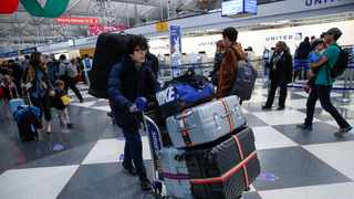 What exactly are the gifts that that can board a plane, and how do you package them? Picture: Reuters