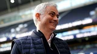 Jose Mourinho plans to meet Manchester United staff he considers friends on his unexpected return to Old Trafford tomorrow night. Photo: John Walton/PA via AP