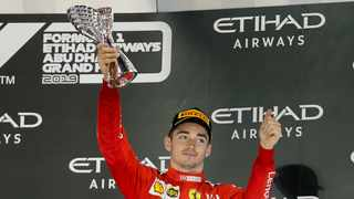 Ferrari have extended Charles Leclerc's Formula One contract for five more years and to the end of the 2024 season, the Italian team announced on Monday. Photo: Reuters