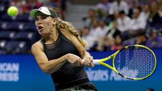Former world number one Caroline Wozniacki said on Friday she will retire from tennis after January's Australian Open -- the venue of her sole Grand Slam triumph. Photo: Adam Hunger/AP Photo