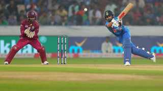 India's captain Virat Kohli says his priority is to help India win matches than just play 'slam-bang cricket' for the sake of entertaining the crowd in the Twenty20 game. Photo: Mahesh Kumar A./AP Photo