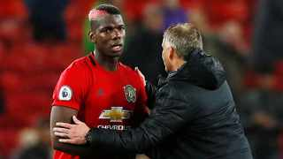 Paul Pogba's return to Manchester United's first team has been delayed after the French midfielder fell ill, manager Ole Gunnar Solskjaer has said. Photo: Reuters
