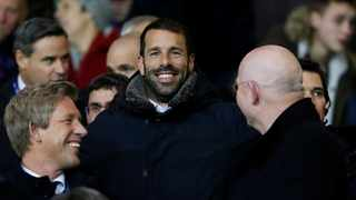 Former Netherlands striker Ruud van Nistelrooy will be going to next year's European Championship. Photo: Reuters