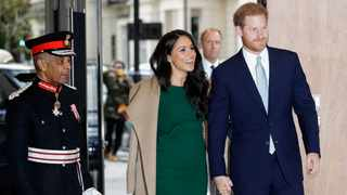 File photo: The Duke and Duchess of Sussex are taking time from their royal duties for a much-needed break. Picture: AP