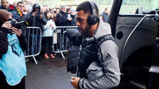 Watford striker Andre Gray has apologised for violating Covid-19 lockdown protocols by hosting a gathering of friends to celebrate his birthday. Photo: Paul Childs/Reuters