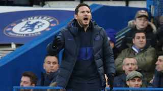 Frank Lampard did not enjoy the cold turkey. After the euphoric high of the victory at Tottenham, another crushing home defeat was hard to swallow. Photo: Reuters