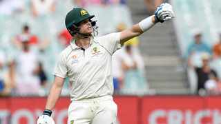 Steve Smith's return to South Africa, has been entirely normal.  Photo: Andy Brownbill/AP Photo