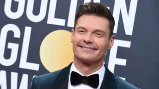 Ryan Seacrest arrives at the 77th annual Golden Globe Awards at the Beverly Hilton Hotel on Sunday, Jan. 5, 2020, in Beverly Hills, Calif. Picture: by Jordan Strauss/Invision/AP