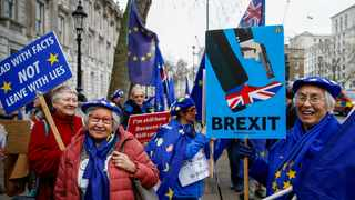 British lawmakers are expected later on Thursday to approve legislation which will allow the country to leave the European Union on Jan. 31 with an exit deal. Photo: File