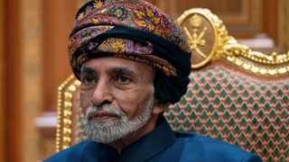 Sultan Qaboos bin Said of Oman. Picture: Andrew Caballero-Reynolds/Pool Photo via AP/African News Agency (ANA) Archives