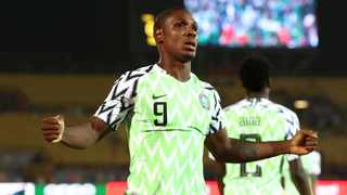 Can Nigerian talisman Odion Ighalo end the failure of African players at Old Trafford or is the hoodoo set to continue? Photo: Reuters