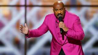 Comedian Steve Harvey performs during NFL Honors football award show Saturday, Feb. 1, 2020, in Miami. Picture: AP Photo/David J. Phillip