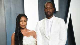 """Gabrielle Union and Dwyane Wade """"role-play"""" in the bedroom. Picture: AP"""