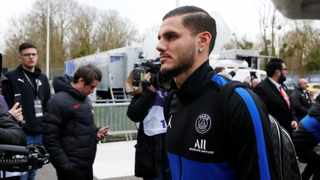 French champions Paris St Germain have signed striker Mauro Icardi on a permanent deal from Inter Milan, the Serie A club said on Sunday. Photo: Reuters