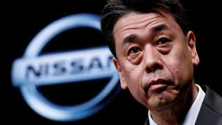 Nissan Motor chief executive Makoto Uchida. File picture: Kim Kyung Hoon / Reuters.