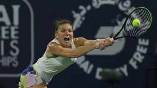 """World number two Simona Halep is """"highly unlikely"""" to play in the U.S. Open with organisers set to put strict health protocols in place for the Grand Slam due to the Covid-19 pandemic, a spokeswoman for the Romanian told Reuters. Photo: AP Photo/Kamran Jebreili"""