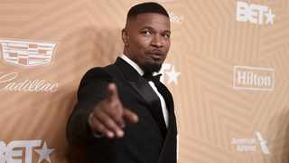 Jamie Foxx attends the American Black Film Festival Honors Awards at the Beverly Hilton Hotel on Sunday, Feb. 23, 2020, in Beverly Hills, Calif.Picture: Richard Shotwell/Invision/AP