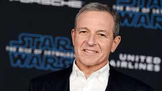 "Disney CEO Robert Iger arrives at the world premiere of ""Star Wars: The Rise of Skywalker"", in Los Angeles. Picture: AP"