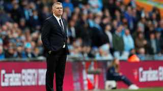 All eyes will be on the Premier League match between Aston Villa and Sheffield United when they restart the English top-flight season that was suspended due to the Covid-19 pandemic, Villa manager Dean Smith said on Monday. Photo: Reuters