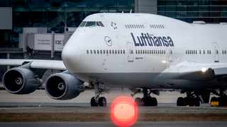 Lufthansa said that it was extending the suspension of flights to China until April 24, to Tehran until April 30 and reducing services to northern Italy due to the coronavirus outbreak. Photo: (AP Photo/Michael Probst)