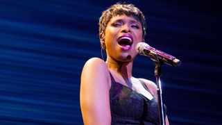 Recording artist and actress Jennifer Hudson. Picture: Reuters