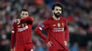 Hurtling towards new records every season hasn't stopped Egypt and Liverpool striker Mohamed Salah copping the occasional criticism - this time from former Reds player and current sports pundit Don Hutchinson. Photo: Reuters