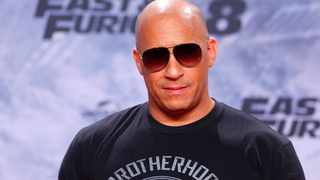"""FILE PHOTO: Actor Diesel poses at the premiere of """"Fast and Furious 8"""" movie in Berlin. Picture: Reuters"""