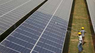 South Africa could have created 165688 more decent jobs in the renewable energy sector if the country did not import most of the components used in the solar photovoltaic (PV) field and concentrated solar power (CSP) technologies. Photo: Supplied