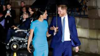 File photo: Prince Harry and his wife Meghan seem to be settling into a life of domestic bliss in the US. Picture: AP