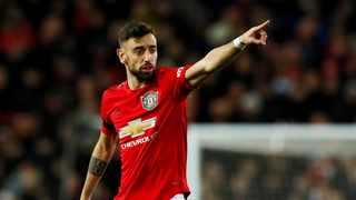 Manchester United's Bruno Fernandes says he is relishing the opportunity to play alongside record-signing Paul Pogba when they resume their Premier League campaign after a three-month pause due to the Covid-19 pandemic. Photo: Reuters