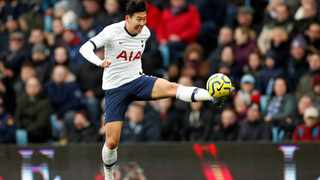 Tottenham Hotspur forward Son Heung-min must do mandatory military service in his native South Korea. Picture: Reuters