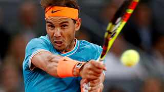 Rafa Nadal is very pessimistic of tennis resuming any time soon. Picture: Reuters