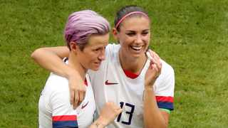 The U.S. women's soccer team have filed to appeal a district court decision handed down last week that dismissed their claims for equal pay, a spokesperson for the team said on Friday. Photo: Reuters