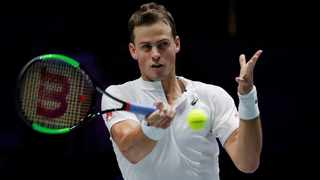"""Vasek Pospisil says the 'Big 3' were all very strong individuals but they overall worked """"really well"""" together. Picture: Reuters"""