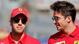 The writing has been on the wall for Sebastian Vettel since September 2018 when Ferrari announced Charles Leclerc as his Formula One team mate. Photo: Reuters