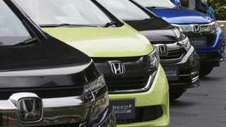 Honda has resumed production at automobile and motorcycle plants in the US and other countries after they were hit by a suspected cyber attack this week. Photo: (AP Photo/Koji Sasahara, File)