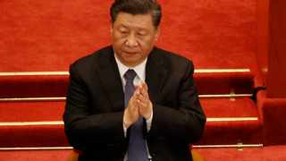 Chinese President Xi Jinping File picture: Andy Wong/AP