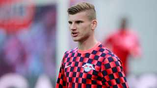RB Leipzig refused to comment on Tuesday after a media report said Chelsea-bound Timo Werner would not be available to the German club for the conclusion of this season's Champions League. Photo: Reuters