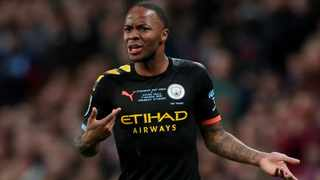 Manchester City star Raheem Sterling. Picture: Reuters