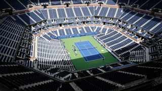 The United States Tennis Association will hold the U.S. Open this year without fans amid the Covid-19 outbreak even though some top players have expressed concerns about attending the tournament due to the virus, according to multiple reports. Photo: AP Photo/Peter Morgan