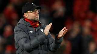 Liverpool manager Juergen Klopp said that he feared his team may have been denied the chance to win the league title by the coronavirus stoppage. Photo: Phil Noble/Reuters