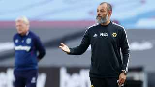 Wolverhampton Wanderers boss Nuno Espirito Santo has said the worldwide support for the 'Black Lives Matter' campaign is a sign of progress in the fight against discrimination, though it will take time to bring about a change in culture. Photo: Reuters