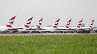 The trade union battling British Airways has met investors in its parent company IAG, seeking to ramp up pressure on the airline over plans to cut staff,pay and conditions.  Photo: Charles Platiau