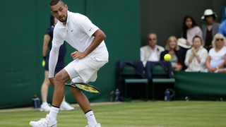 Australia's Nick Kyrgios Kyrgios has repeatedly criticised organisers and players of the ill-fated Adria Tour. Picture: Tim Ireland/AP