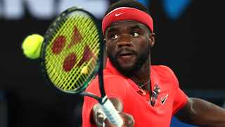 FILE - Frances Tiafoe of the United States has tested positive for the coronavirus and withdrawn from the All-American Team Cup tennis tournament. Tiafoe was scheduled to face Tennys Sandgren on Saturday. Photo: Lee Jin-man/AP
