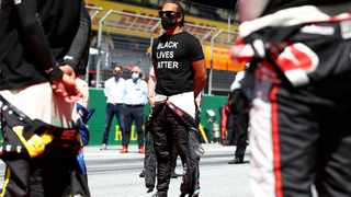 Mercedes driver Lewis Hamilton didn't have the greatest Austrian Grand Prix this past weekend. Picture: Dan Istitene/Pool via AP