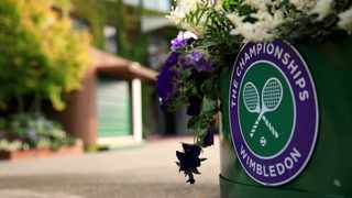 The prize money set aside for the Wimbledon Championships will be distributed to 620 players who were set to take part at this year's cancelled tournament, the All England Lawn Tennis Club (AELTC) said. Photo: Reuters