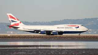 British Airways is retiring its entire fleet of the jumbo jets with immediate effect because of the damage the coronavirus has done to air travel. Photo: File